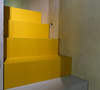 [-] (pienw) Tags: stair staircase yellow hetnieuweinstituut rotterdam architecture