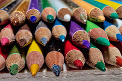 Colors 001 (avflinsch) Tags: ifttt 500px color macro art wood pencils hdr