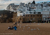 Christmas day on the beach in Albufeira (pixiemushroom) Tags: christmas xmas day albufeira algrave portugal faro nikon d750 2470mm 28 hsm f28 sigma