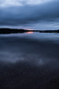 distance (blaendwaerk) Tags: småland fujifilm xt2 schweden sweden sverige distance ferne dunkel sunset dark blue water wasser lake see