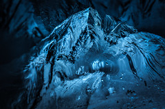 Blue ice (mvnfotos) Tags: 52weeks2018 cracked ice