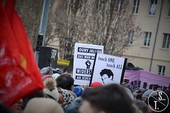 07-01-Oury-Jalloh-Demo-Dessau-3 (strassentalk) Tags: dessau demo oury jalloh rassismus antirassismus deutschland
