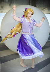 _MG_5034 (Mauro Petrolati) Tags: rapunzel disney romics 2017 gumiku cosplay cosplayer
