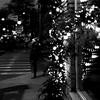 Ambiance des fêtes... (woltarise) Tags: outremont montréal vanhorne avenue décorations fêtes noëljourdelan streetwise