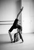 Gentle Curves (David A. Barnes) Tags: leica leicammonochromtyp246 summiluxm35mmasphfle ballerina dancer balletdancer blackandwhite noiretblanc blancoynegro biancoenero schwarzundweis sanfrancisco portrait naturallightportrait