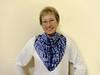 Large blue and white shibori scarf (arireven) Tags: scarf cotton shawl shibori handdyed handpainted handmade blue women