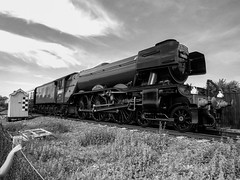 Flying Scotsman at Didcot 1 (Railway-Fox) Tags: didcot railway centre lner pacific flying scotsman 60103 4472