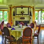 Hillside Lodge - Gaslight Village - Wyoming New York -  Dining Room thumbnail