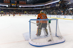 "Kansas City Mavericks vs. Colorado Eagles, December 16, 2017, Silverstein Eye Centers Arena, Independence, Missouri.  Photo: © John Howe / Howe Creative Photography, all rights reserved 2017. • <a style=""font-size:0.8em;"" href=""http://www.flickr.com/photos/134016632@N02/24278194307/"" target=""_blank"">View on Flickr</a>"