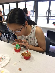 Christmas Cupcakes @ Coolbellup Library