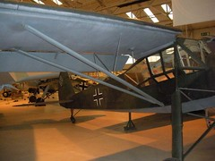 "Fieseler Fi-156-C7 Storch 6 • <a style=""font-size:0.8em;"" href=""http://www.flickr.com/photos/81723459@N04/24371155427/"" target=""_blank"">View on Flickr</a>"