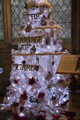 4U5A6405 (bartlett2) Tags: | worcester cathedral christmas trees worcestershire
