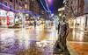 Vitosha Boulevard (Toni Terziev) Tags: 500px bulgaria beautiful bulevadr sofia city landscape landscapes home snow