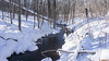 Ruisseau au Parc du Lac Beauchamp en Hiver, Gatineau, Canada - 4144 (rivai56) Tags: parcdulacbeauchampenhiver gatineau canada sonyphotographing winter québec ca creek lake beauchamp park ruisseau sony ilce6000