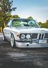 '73 BMW E9 3.0 CS (crashmattb) Tags: car carphotography automobile automotivephotography atlanta georgia canon70d 2017 july caffeineandoctane carshow carmeetup bmw atl canon35mmf2isusm sportscar loweredlifestyle lightroom speedhunters e9 e930cs perimetermall