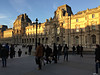 2017 Paris: Musée du Louvre by Day #1 (dominotic) Tags: 2017 muséedulouvre sculpture statue muséedulouvrebyday artgallery history museum grandlouvre antiquities architecture archaeology winterparis paris france europe