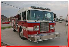 "Spartan Diamond Engine 351 ""Ashwaubenon Fire Department"" (uslovig) Tags: spartan diamond engine 351 ashwaubenon fire department green bay wisconsin usa"