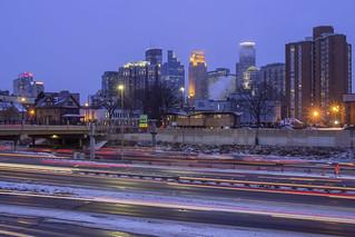 South Minneapolis Highways