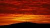 171231 Silvester-Abendrot am Brotjacklriegel (waidlerwiki) Tags: silvester abendrot himmel ciel sky tvtower schöfweg bayerwald bayerischerwald sunset sonnenuntergang darkred bayern bavaria germany