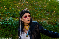 Lucca_Comics_2017_74 (Roman_77) Tags: luccacomics2017 lucca comics luccacomics cosplay cosplayer modella beautiful girl maschera fiera portrait ritratti toscana italia italy ritratto light d750 nikon nikond750 nikonclub nikonitalia
