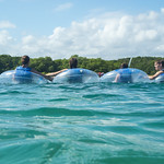 Turquoise Water Float thumbnail