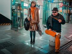 Busan street (debbykwong) Tags: busan peopleonthestreet korea storyofstreet streetincolor urbannight koreadiscovery urbanandpeople streetcaptures streetphotography streetmoment streetmood travel travelphoto leica leicaq leicaqtyp116 leicacamera leicaphoto