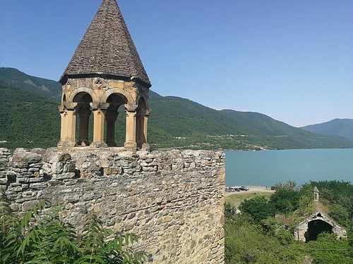 Ananuri, Georgian Military Road