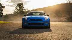 GTR FALL SUNSET 1 (Arlen Liverman) Tags: exotic maryland automotivephotographer automotivephotography aml amlphotographscom car vehicle sports sony a7 a7rii nissan gtr sunset