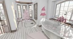 Pink Christmas (Lucie Bluebird-Lexington) Tags: tia halfdeer collabor88