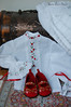 Young Iona festive outfit (Misty Valley Dolls) Tags: festiveoutfit folkdress colorfull embroidered doll bjdoll bjd abjd abjdoll iona daldelion dollstown elfbody hybrid