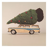 Christmas Delivery (peterphotographic) Tags: photo19122017180626wm christmasdelivery iphone apple 6s instagram square ©peterhall walthamstow e17 eastlondon london england uk britain dinky toycar toy tree christmas christmasdecoration christmastree handmade knit knitted
