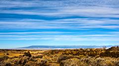 Grand Mesa (Chuckcars) Tags: colorado montrose usa clouds cirrrus layer mountins grand mesa flatop sky