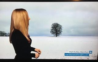 ITV WEATHER 27/12/2018