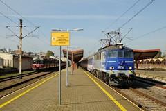 "Nighttrain ""Przemyślanin"" in Przemysl (berlinger) Tags: przemyśl podkarpackie polen ep07 pkp night train nighttrain en57"