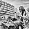 shibuya, japan (michaelalvis) Tags: bicycle tokyo shibuya japan japanese asia monochrome candid street streetphotography peoplestreet fujifilm x70 city streetlife travel blackandwhite bw portrait mobilephones cellphones nihon nippon japon