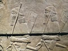 Rijksmuseum van Oudheden 2017 – Nineveh – Soldiers (Michiel2005) Tags: relief reliëf assyrian nineveh rmo soldaat soldier rijksmuseumvanoudheden dutchnationalmuseumofantiquities antiquities museum leiden nederland netherlands holland