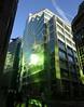 Mark Lane (Dun.can) Tags: cityoflondon ec3 marklane city london green light reflection glass