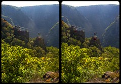 Bode valley near Thale 3-D / CrossView / Stereoscopy / HDR / Raw (Stereotron) Tags: sachsenanhalt saxonyanhalt ostfalen harz mountains gebirge ostfalia hardt hart hercynia harzgau bode bodetal thale forest woods outback backcountry wilderness teleferic hexentanzplatz indiansummer autumn fall europe germany crosseye crosseyed crossview xview cross eye pair freeview sidebyside sbs kreuzblick 3d 3dphoto 3dstereo 3rddimension spatial stereo stereo3d stereophoto stereophotography stereoscopic stereoscopy stereotron threedimensional stereoview stereophotomaker stereophotograph 3dpicture 3dglasses 3dimage twin canon eos 550d yongnuo radio transmitter remote control synchron kitlens 1855mm tonemapping hdr hdri raw
