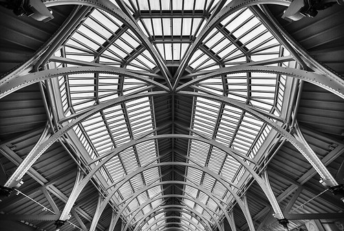Roof Structure National Museum of Scotland_G5A5578