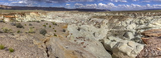 Sidestep Canyon, a hoodoo wonderland
