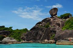 TH_Similan_03 (chiang_benjamin) Tags: similanislands thailand beach ocean sea coast island rock