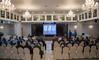 Expedition 53 Landing Preparations (NHQ201712120005) (NASA HQ PHOTO) Tags: esaeuropeanspaceagency chadrowe kazakhstan expedition53 roscosmos cosmonauthotel alexandervedernikov karaganda evgenysokol nasa billingalls