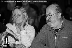 2017 Bosuil-Het publiek bij Joost de Lange en Band Of Friends 10-ZW