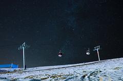 Milkyway over gondola lift (Alex S.E.) Tags: stars milkyway astronomy astrophoto astrometrydotnet:id=nova2426003 astrometrydotnet:status=solved