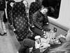 Home On The Train. (BadAlbert) Tags: scotland railtravel railway train commuters passengers candidpubphoto candid travel sleep snooze urban