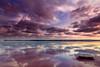 Salinas de Torrevieja (Juan Galián) Tags: salinas landscape litoral laguna agua atardecer water cielo nubes