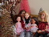 Barbie holiday bunch (modcasey) Tags: holiday barbie teresa kelly dolls twilight ken clone doll