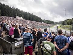 2017 Belgian GP: Pouhon (8w6thgear) Tags: 2017 belgiangp spa spafrancorchamps pouhon spectators fans maxverstappen trackscape