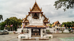 Ayutthaya - 08 (Lцdо\/іс) Tags: ayutthaya travel thailande thailand thailandia thai temple buddha buddhisme trip city citytrip siam king royal