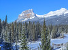 Banff (gri_mountainlakes) Tags: december snow winter lakelouise castlemountain